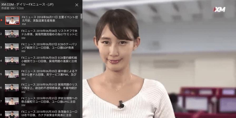 日本人スタッフによるマーケット分析ビデオ