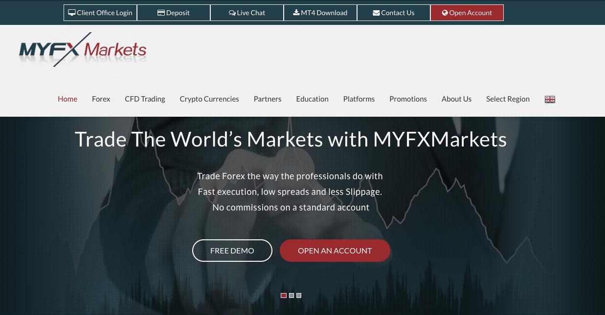 MyfxMarkets